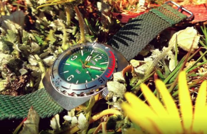 Vostok Amphibian 1967 in Green
