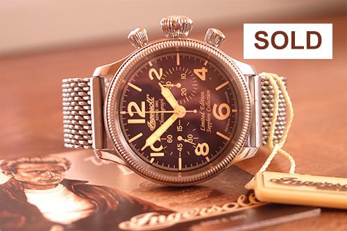 Ingersoll Aviation Chronograph – ST1901