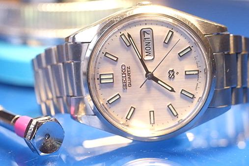 Seiko Quartz Watch Image